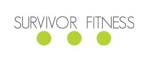 stacked survivor fitness logo