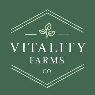 vitality farms co logo